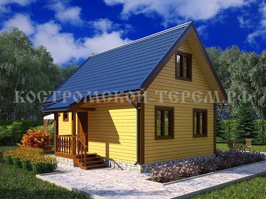 Дом 001