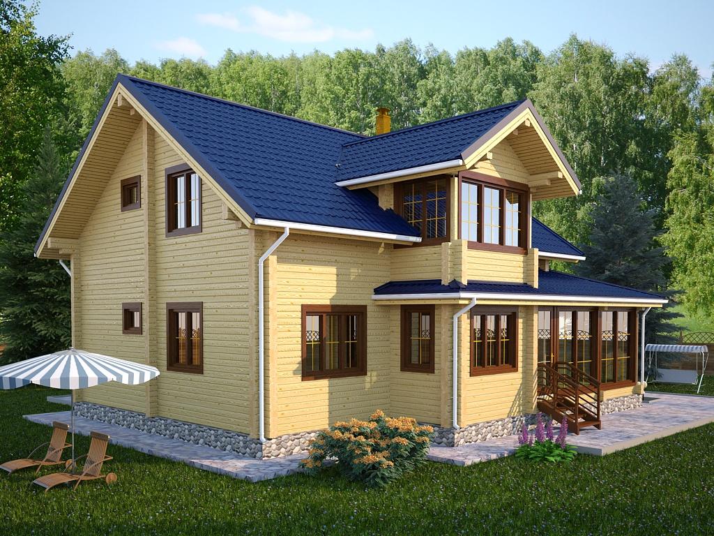 Дом ДБ-85